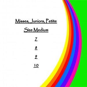 Womens Size Medium